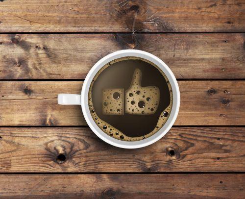 kaffee marke bild
