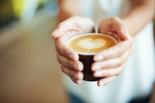 Kaffee Einnahme Bild