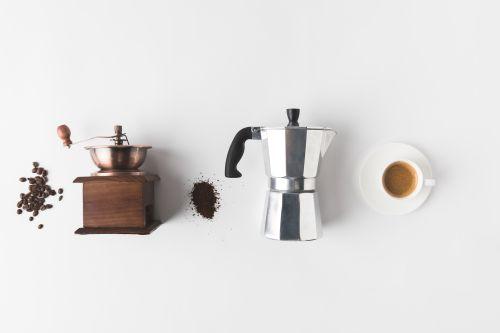 kaffeezubereiter bild neu