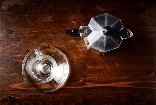 espressokocher bild