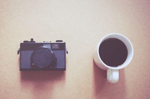 filterkaffee mit kamera