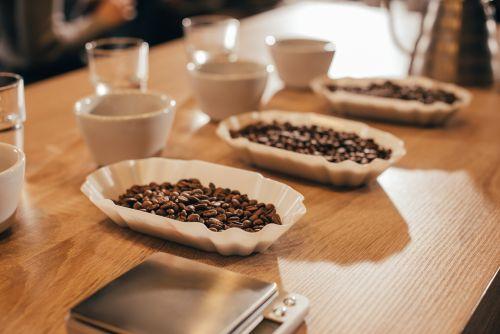 kaffeewaage bild