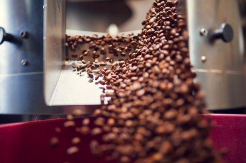 röster kaffee bild