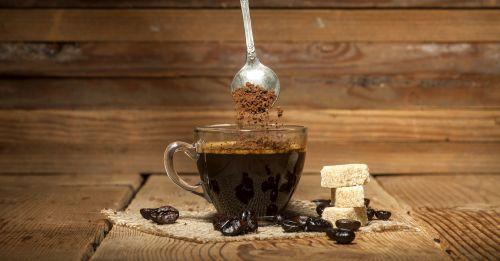 instant kaffee bild neu