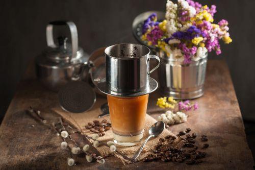 Vietnam Kaffee Bild